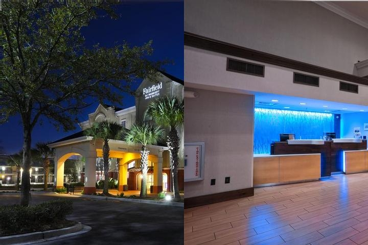 Fairfield Inn N Stes Marriott photo collage