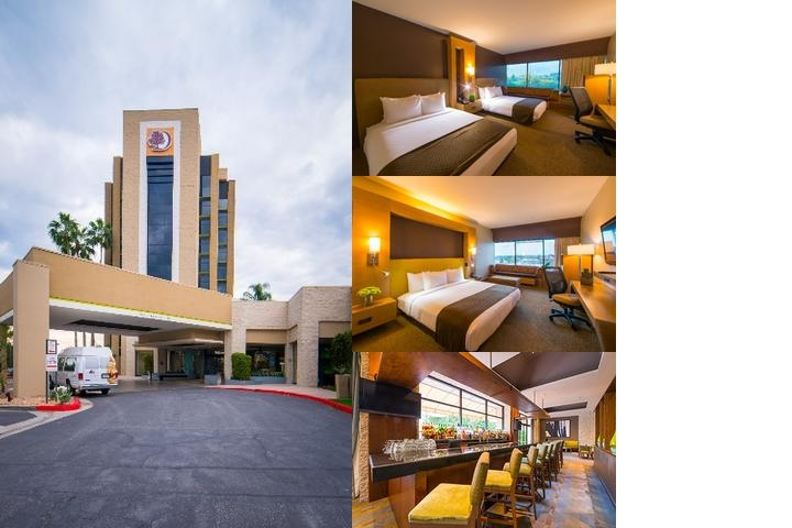 Doubletree by Hilton Monrovia Pasadena Area photo collage
