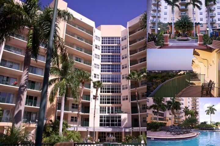 Wyndham Palm Aire photo collage