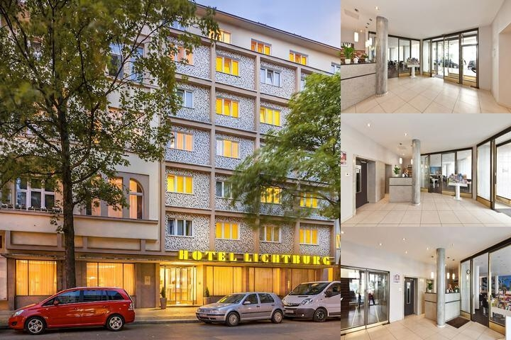 Hotel Agon Lichtburg photo collage