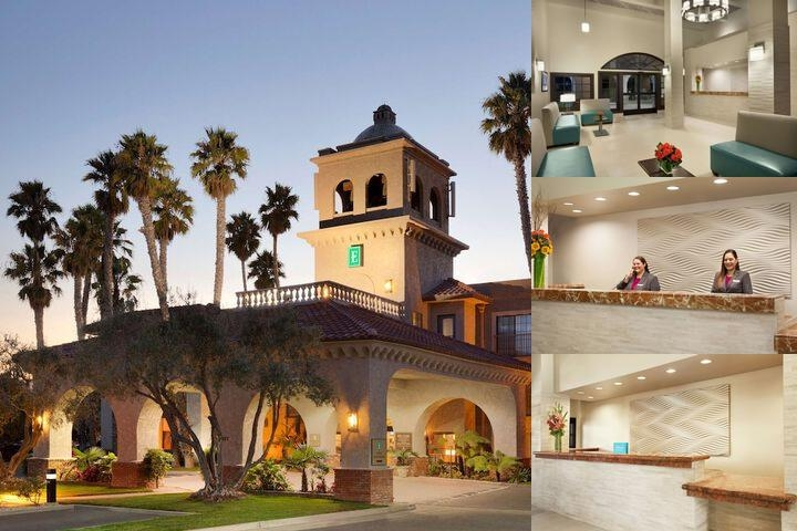 Embassy Suites Lompoc Central Coast photo collage