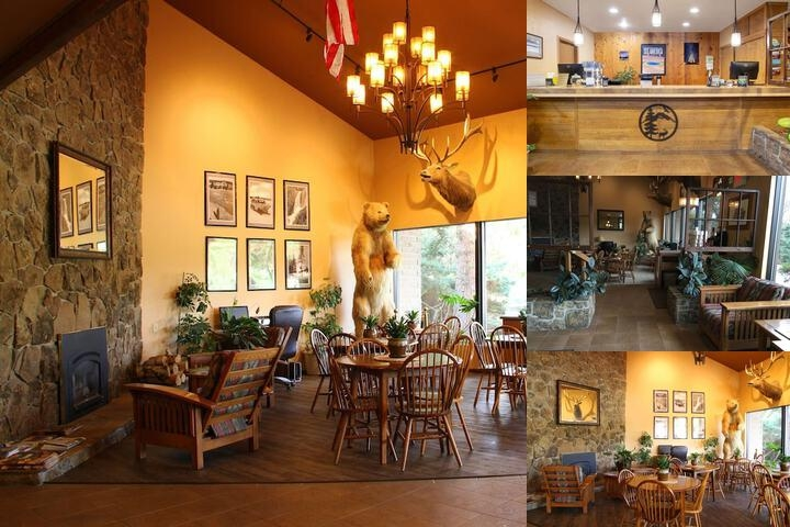 Western Heritage Inn of Bozeman photo collage