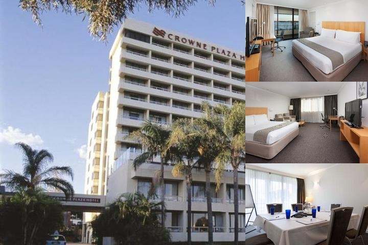 Crowne Plaza Perth photo collage