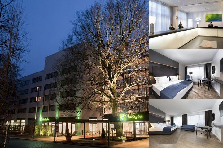 Holiday Inn Berlin City West photo collage