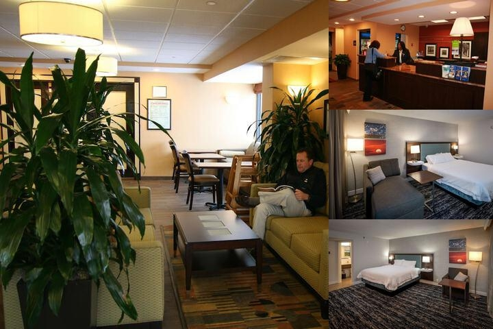 Hampton Inn Commack photo collage