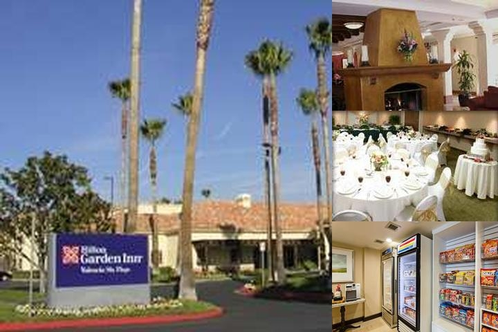 Hilton Garden Inn Valencia Six Flags photo collage