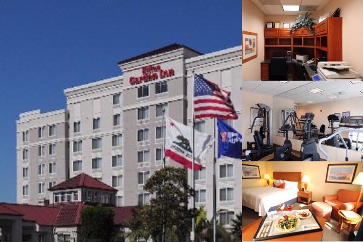 Hilton Garden Inn Oxnard / Camarillo photo collage