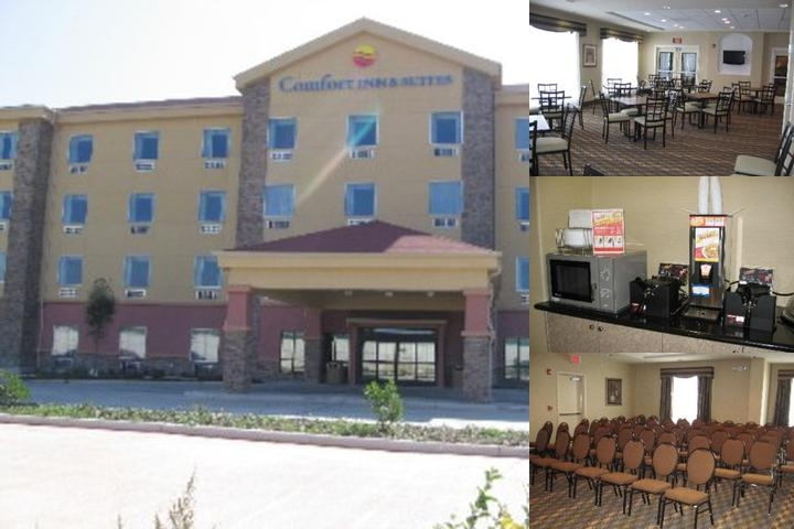 Comfort Inn & Suites Near The at & T Center photo collage