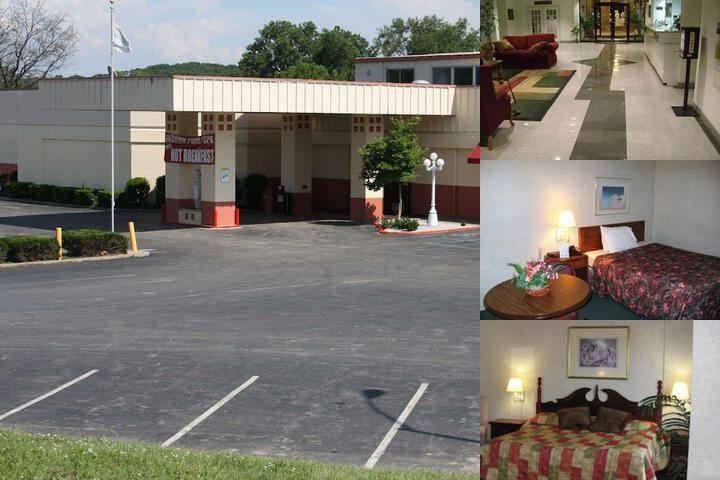 Hannibal Inn & Conference Center photo collage