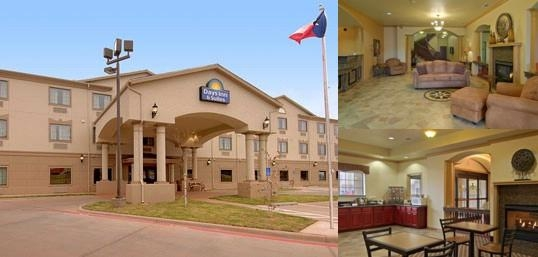 Days Inn & Suites Wichita Falls Tx photo collage