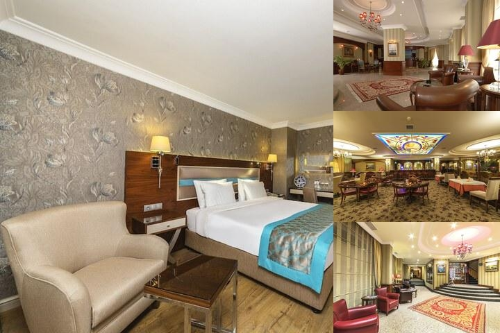 Grand Yavuz Hotel photo collage