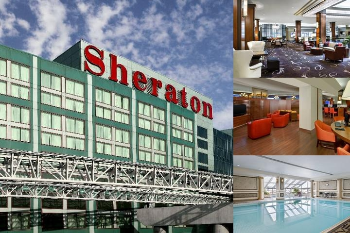 Sheraton Gateway Hotel in Toronto Int'l Airport photo collage