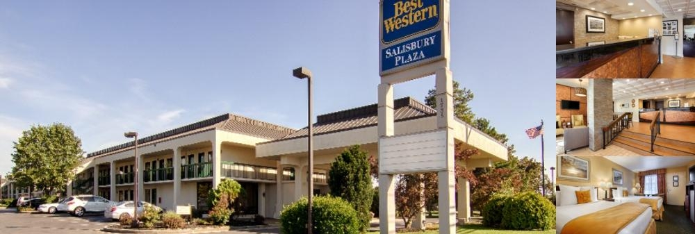 Best Western Salisbury Plaza photo collage