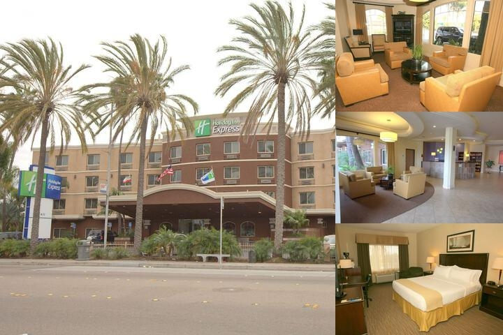 Holiday Inn Express San Diego South Chula Vista photo collage