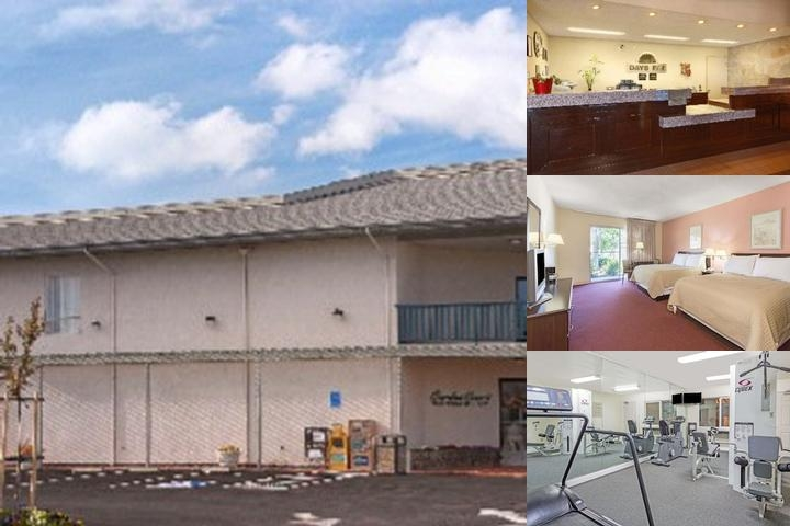 Novato Days Inn photo collage