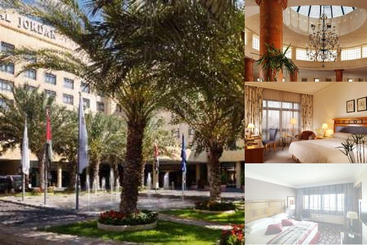 Intercontinental Jordan Hotel photo collage