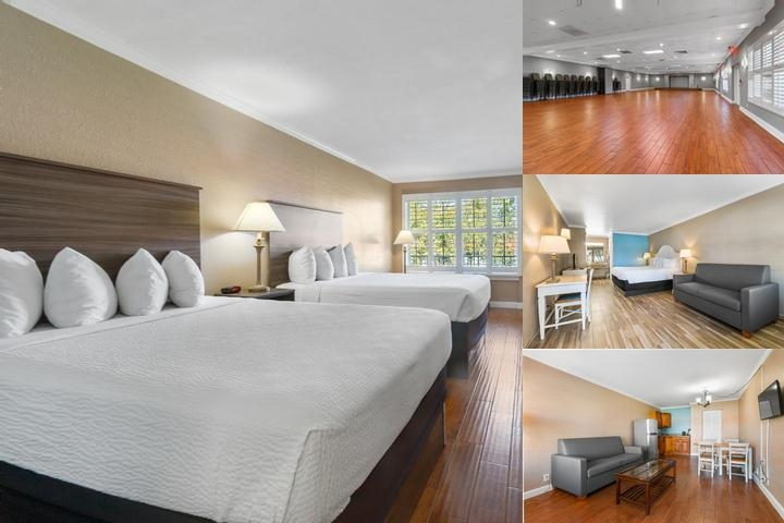 Americas Best Value Inn Vero Beach photo collage