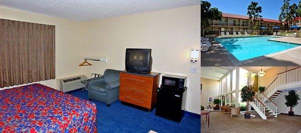 Motel 6 Irvine photo collage