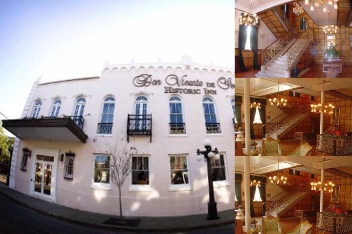 The Don Vicente De Ybor Historic Inn photo collage