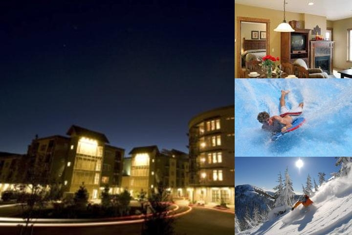 Morning Star Lodge at Silver Mountain Resort photo collage