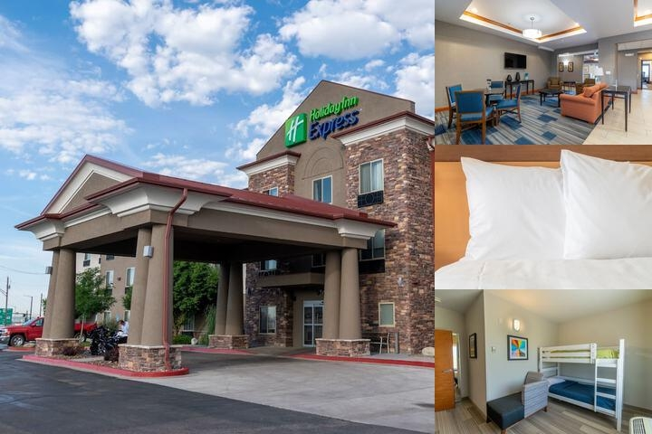 Holiday Inn Express Hotel & Suites Limon I 70 photo collage
