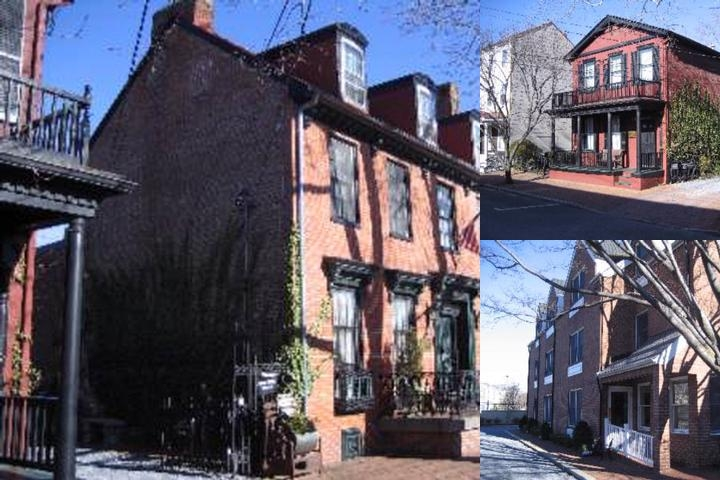 Gibson's Lodgings of Annapolis photo collage