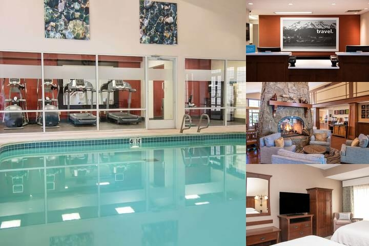 Hampton Inn & Suites Rochester / Victor photo collage