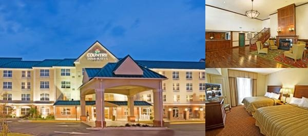 Country Inn & Suites Woodbridge photo collage