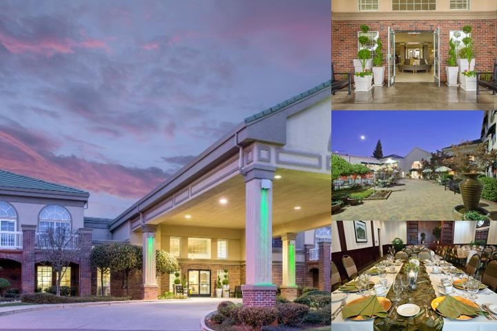 Holiday Inn Auburn photo collage