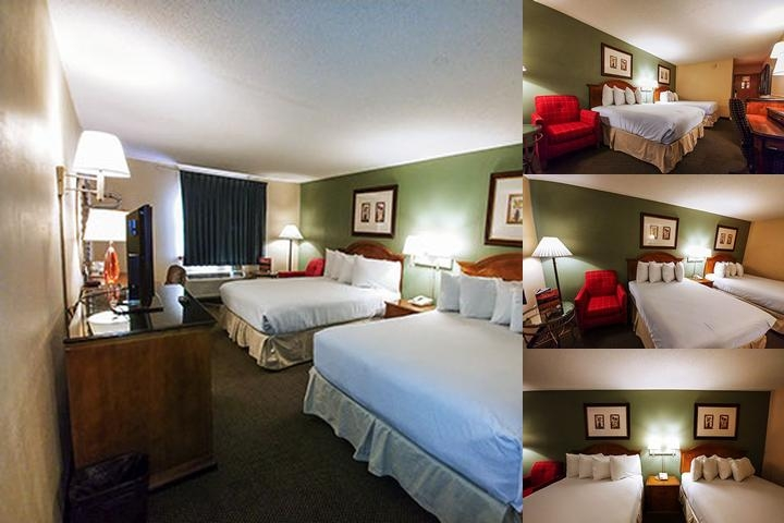 Budget Host Inn & Suites photo collage