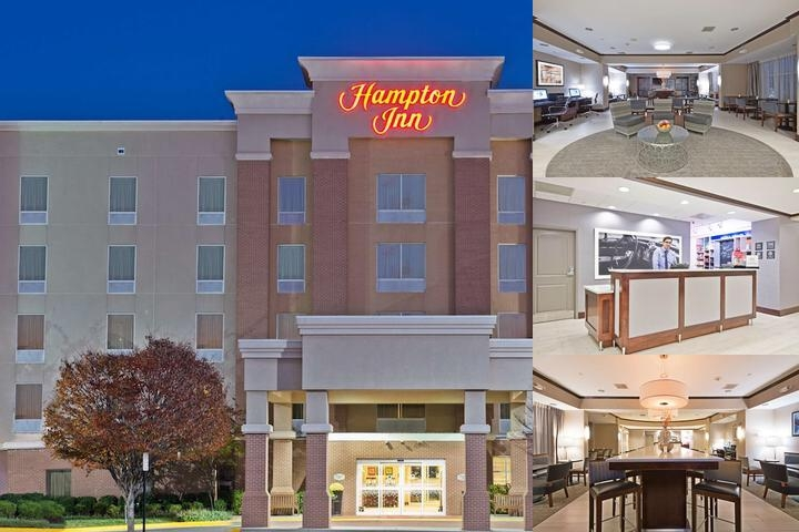 Hampton Inn Gainesville / Haymarket photo collage