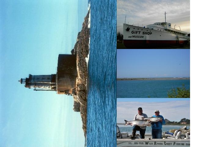 Ship Ashore photo collage