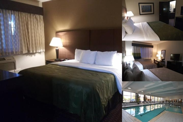 Quality Inn & Suites of Waterford photo collage