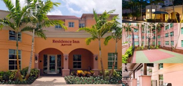 Residence Inn Fort Lauderdale Sw / Miramar photo collage