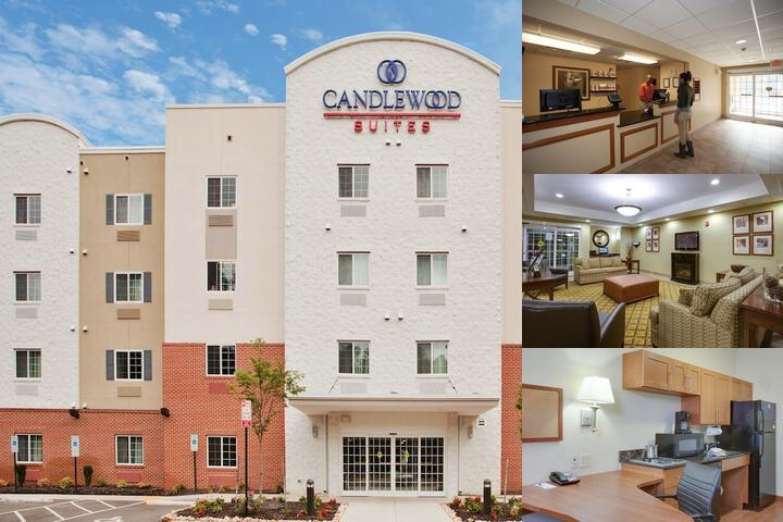 Candlewood Suites Richmond Airport photo collage