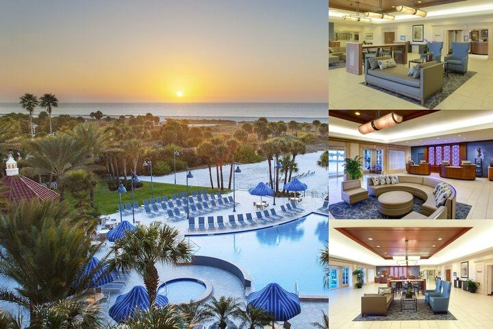 Sheraton Sand Key Resort photo collage