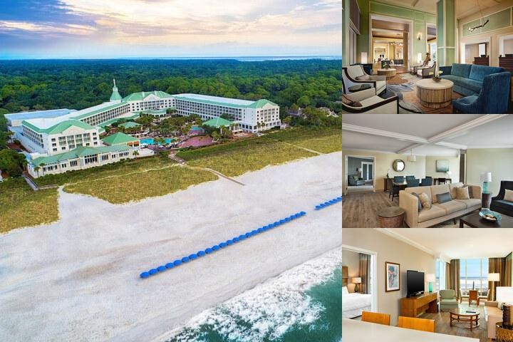 The Westin Hilton Head Island Resort & Spa photo collage