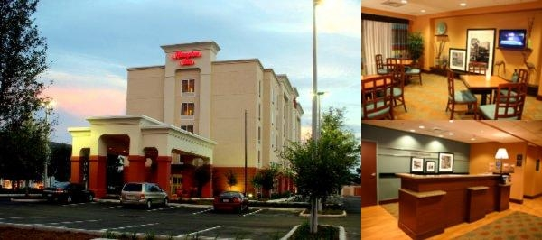 Hampton Inn Leesburg photo collage