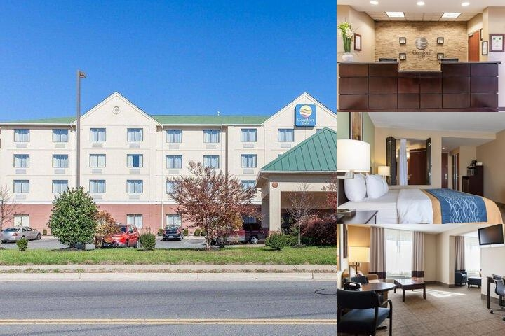 Comfort Inn Quantico Main Gate North photo collage