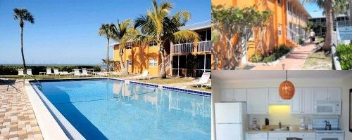 Silver Sands Gulf Beach Resort by Resortquest photo collage