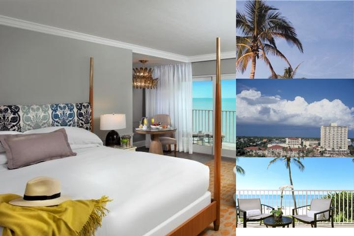 La Playa Beach & Golf Resort photo collage