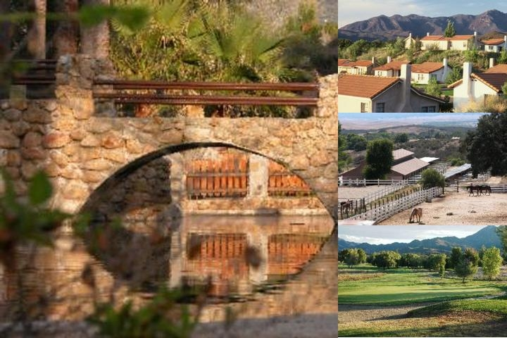 Warner Springs Ranch photo collage