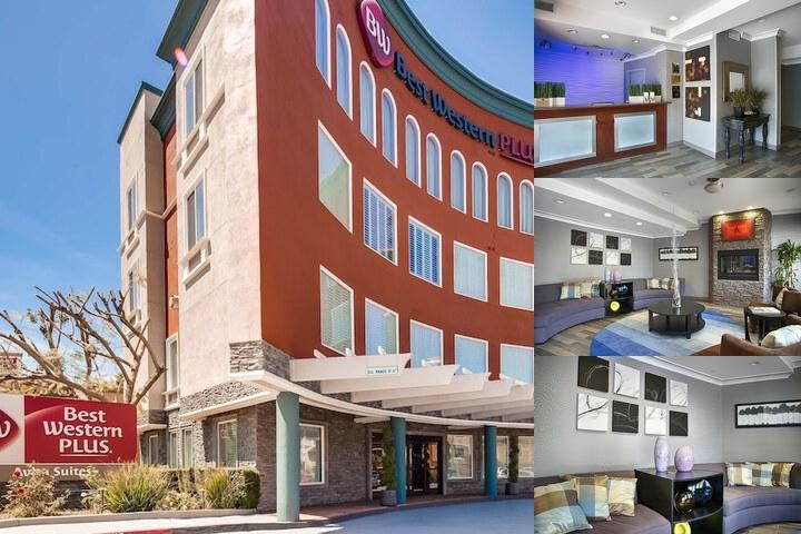 Best Western Plus Avita Suites Torrance photo collage