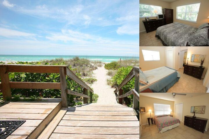 The Beach on Longboat Key by Resortquest photo collage