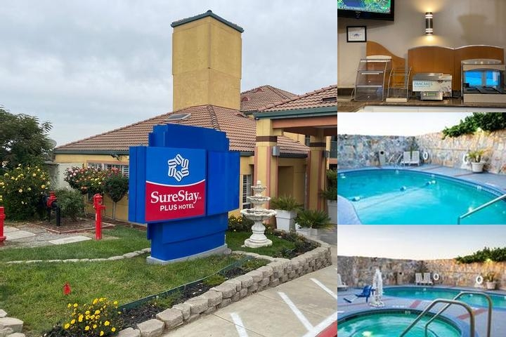 Holiday Inn Express Central City photo collage