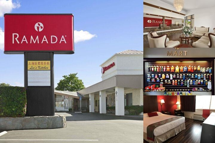 Ramada Inn Torrance photo collage