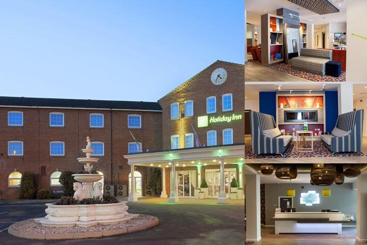 Holiday Inn Corby Kettering A43 photo collage