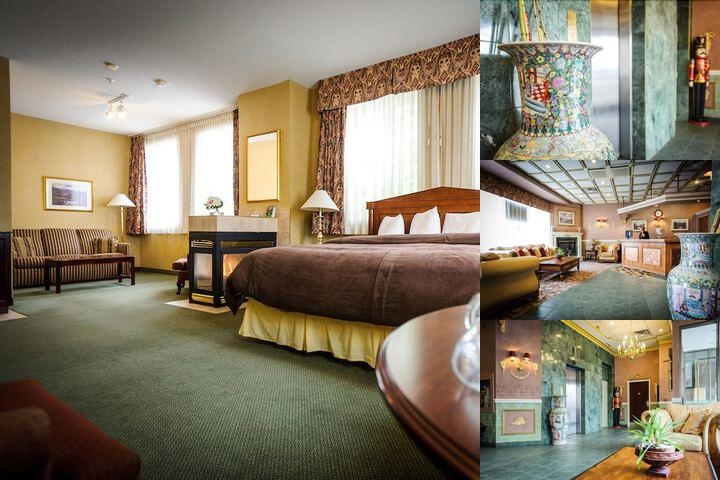 Peterborough Inn & Suites Hotel photo collage