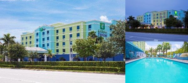 Holiday Inn Express Hotel & Suites Airport / Cruis photo collage