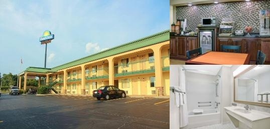 Days Inn Macon South West photo collage